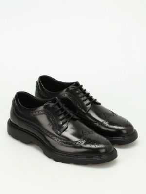 Hogan: lace-ups shoes online - H304 New Route Derby shoes