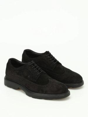 Hogan: lace-ups shoes online - H304 New Route derby shoes