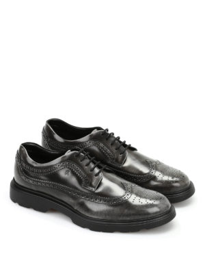 Hogan: lace-ups shoes online - New Route derby shoes