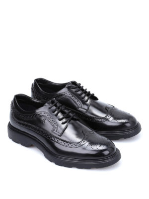 Hogan: lace-ups shoes online - New Route lace-up shoes
