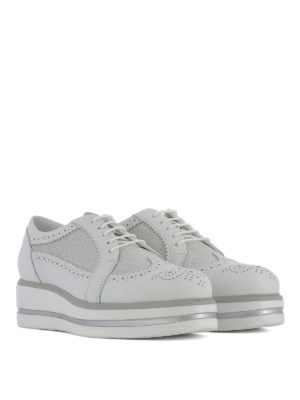 Hogan: lace-ups shoes online - Route - H323 lace-ups