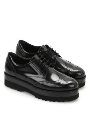 Hogan: lace-ups shoes online - Route H308 lace-ups