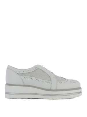 Hogan: lace-ups shoes - Route - H323 lace-ups