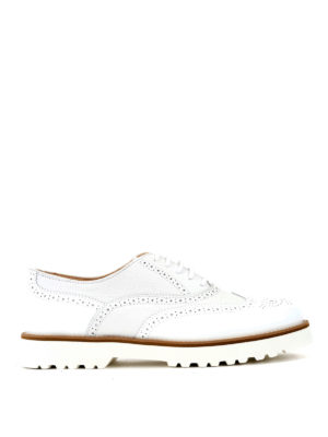 Hogan: lace-ups shoes - Route H259 Oxford shoes