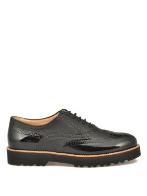 Hogan: lace-ups shoes - Route H259 Oxford shoes