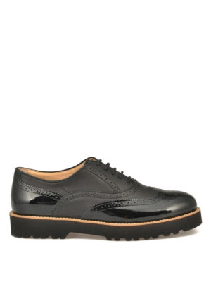 HOGAN: scarpe stringate - Stringate Oxford  Route H259