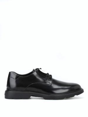 HOGAN: scarpe stringate - Derby Route-H304 con soletta in Memory Foam