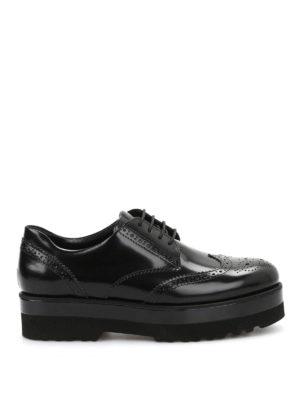 Hogan: lace-ups shoes - Route H308 lace-ups