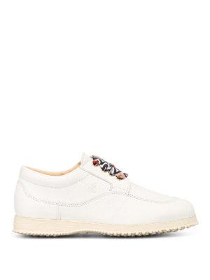HOGAN: scarpe stringate - Scarpe Traditional lacci colorati