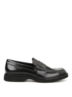 Hogan: Loafers & Slippers - H217 Route loafers