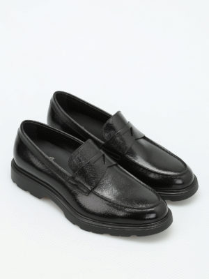 Hogan: Loafers & Slippers online - H304 New Route loafers