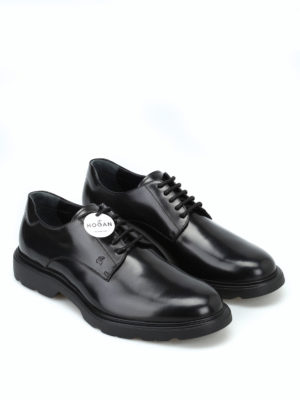 HOGAN: scarpe stringate online - Derby Route-H304 con soletta in Memory Foam