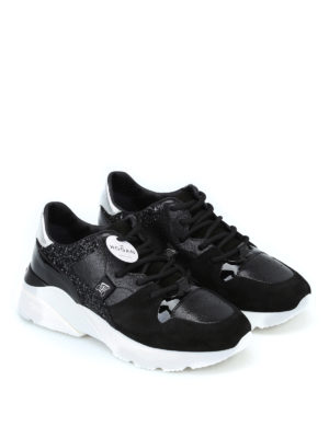 HOGAN: sneakers online - Sneaker Active One nere