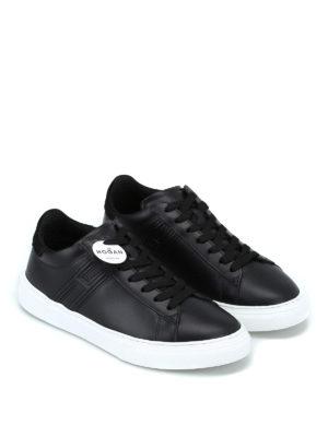 HOGAN: sneakers online - Sneaker H365 nere
