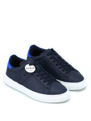 HOGAN: sneakers online - Sneaker H365 blu