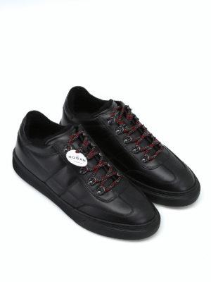 HOGAN: sneakers online - Sneaker H365 con lacci modello scarponcini