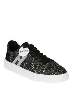 HOGAN: sneakers online - Sneaker H365 glitterate