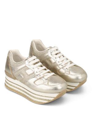 HOGAN: sneakers online - Sneaker H368 con maxi suola