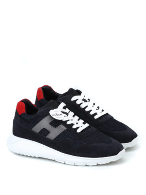HOGAN: sneakers online - Sneaker Interactive³ nuovo modello blu