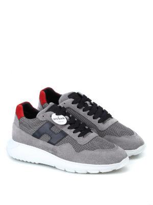 HOGAN: sneakers online - Sneaker Interactive³ nuovo modello grigie