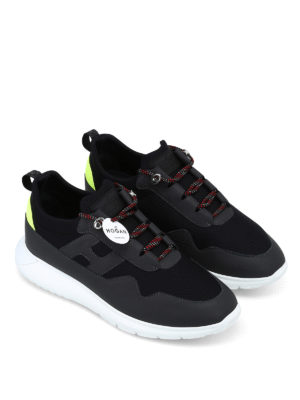 HOGAN: sneakers online - Sneaker basse nere Interactive³ stretch