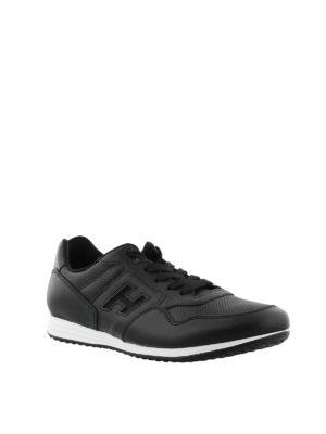 HOGAN: sneakers online - Sneaker Olympia X-H205 nere