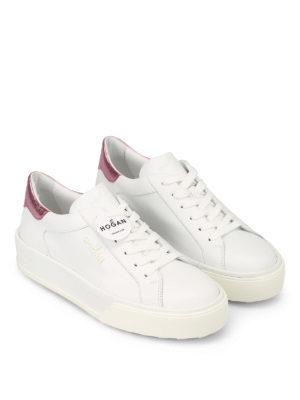 HOGAN: sneakers online - Sneaker R320 con maxi suola