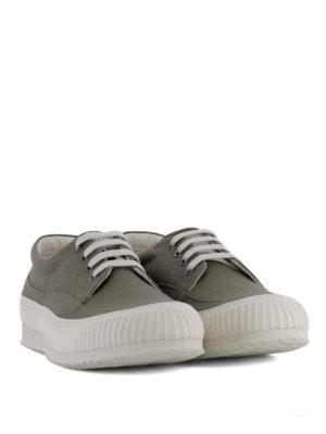 HOGAN: sneakers online - Sneaker Traditional in canvas