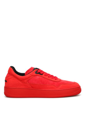 Hogan Rebel: trainers -  PURE R280 NUBUK AND SUEDE SNEAKERS