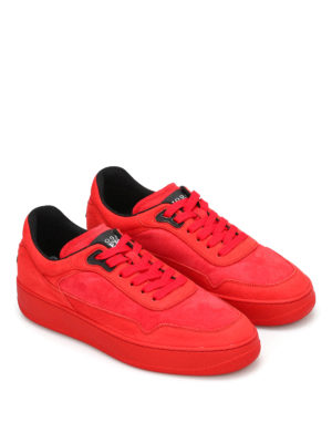 Hogan Rebel: trainers online -  PURE R280 NUBUK AND SUEDE SNEAKERS