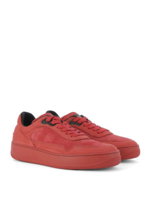 Hogan Rebel: trainers online - Pure R280 nubuk sneakers