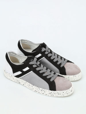 Hogan Rebel: trainers online - R141 low top lightweight sneakers