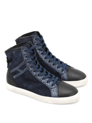Hogan Rebel: trainers online - R182 high top sneakers