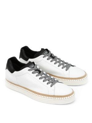 Hogan Rebel: trainers online - R260 leather sneakers
