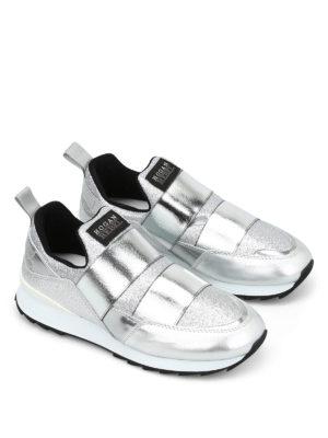 Hogan Rebel: trainers online - R261 glitter slip-ons