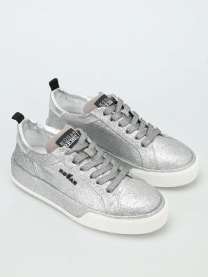 Hogan Rebel: trainers online - R320 glittered sneakers