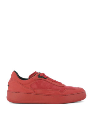 Hogan Rebel: trainers - Pure R280 nubuk sneakers