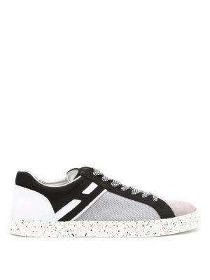Hogan Rebel: trainers - R141 low top lightweight sneakers