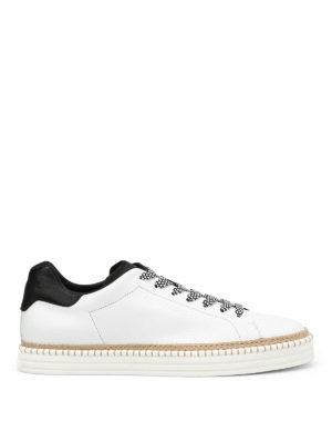 Hogan Rebel: trainers - R260 leather sneakers