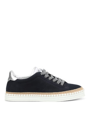 Hogan Rebel: trainers - R260 leather sneakers
