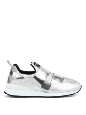 Hogan Rebel: trainers - R261 glitter slip-ons