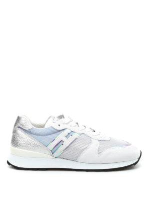 Hogan Rebel: trainers - R261 multi fabric sneakers