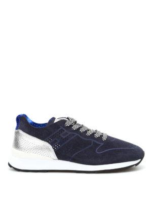Hogan Rebel: trainers - R261 unlined sneakers