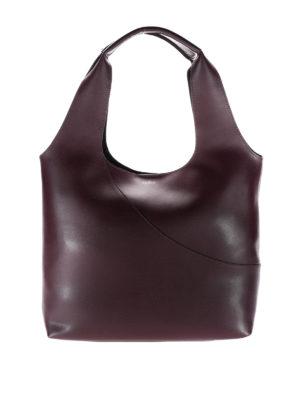 Hogan: shoulder bags - Double handle soft shoulder bag