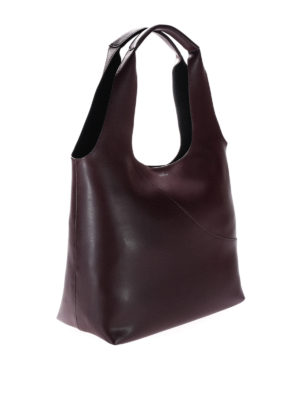Hogan: shoulder bags online - Double handle soft shoulder bag