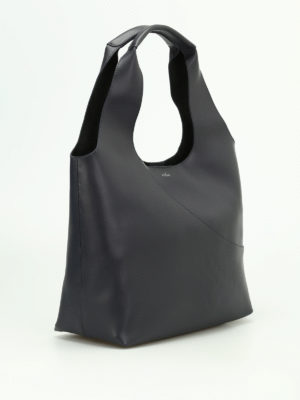 Hogan: shoulder bags online - Smooth leather shoulder bag