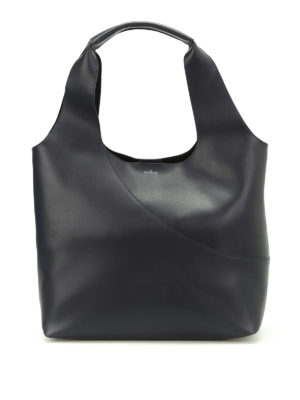 Hogan: shoulder bags - Smooth leather shoulder bag