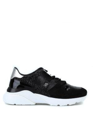 HOGAN: sneakers - Sneaker Active One nere