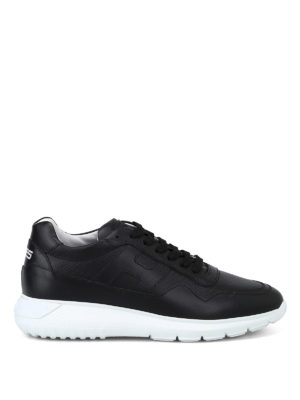 HOGAN: sneakers - Sneaker Galaxy Vibes H371 in pelle