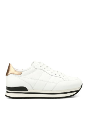 Hogan: trainers - H222 leather sneakers